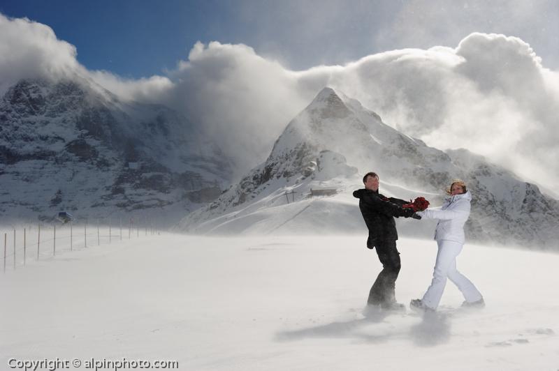 Winter Wedding Grindelwald 0210