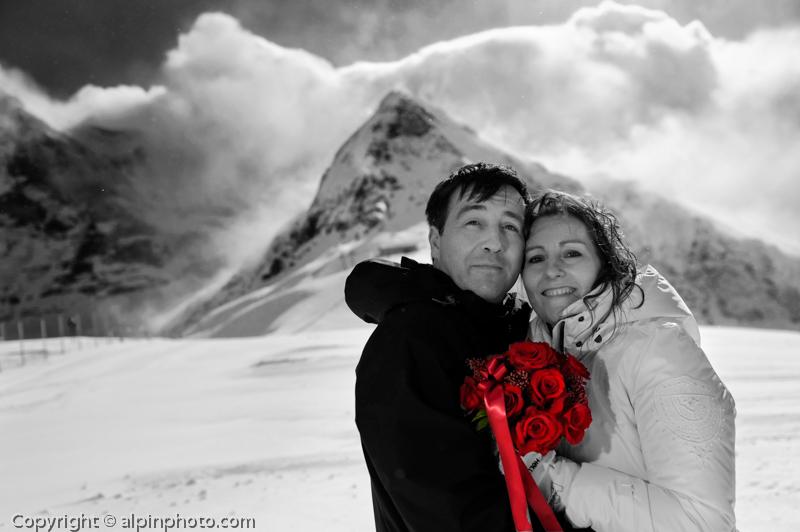 Winter Wedding Grindelwald 0220