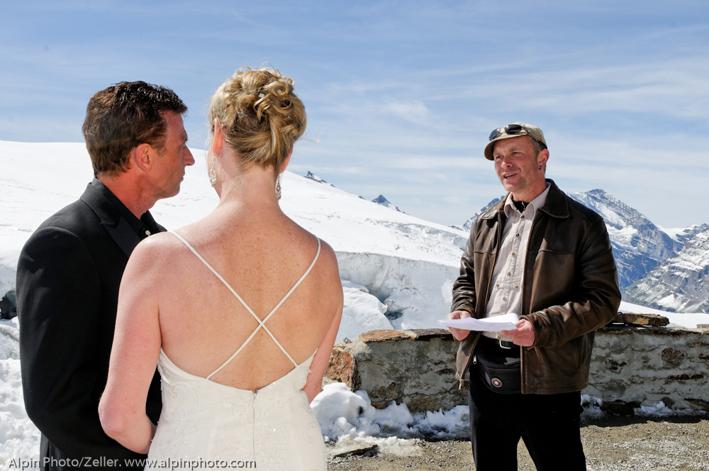 swiss wedding officiant