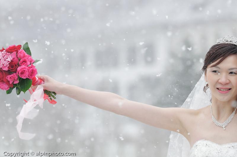 China and Hong Kong Weddings