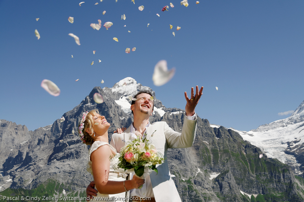 swiss wedding planner