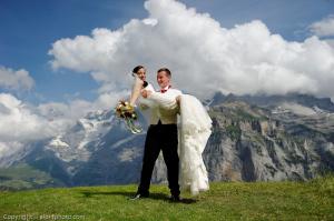 pre wedding photos Switzerland