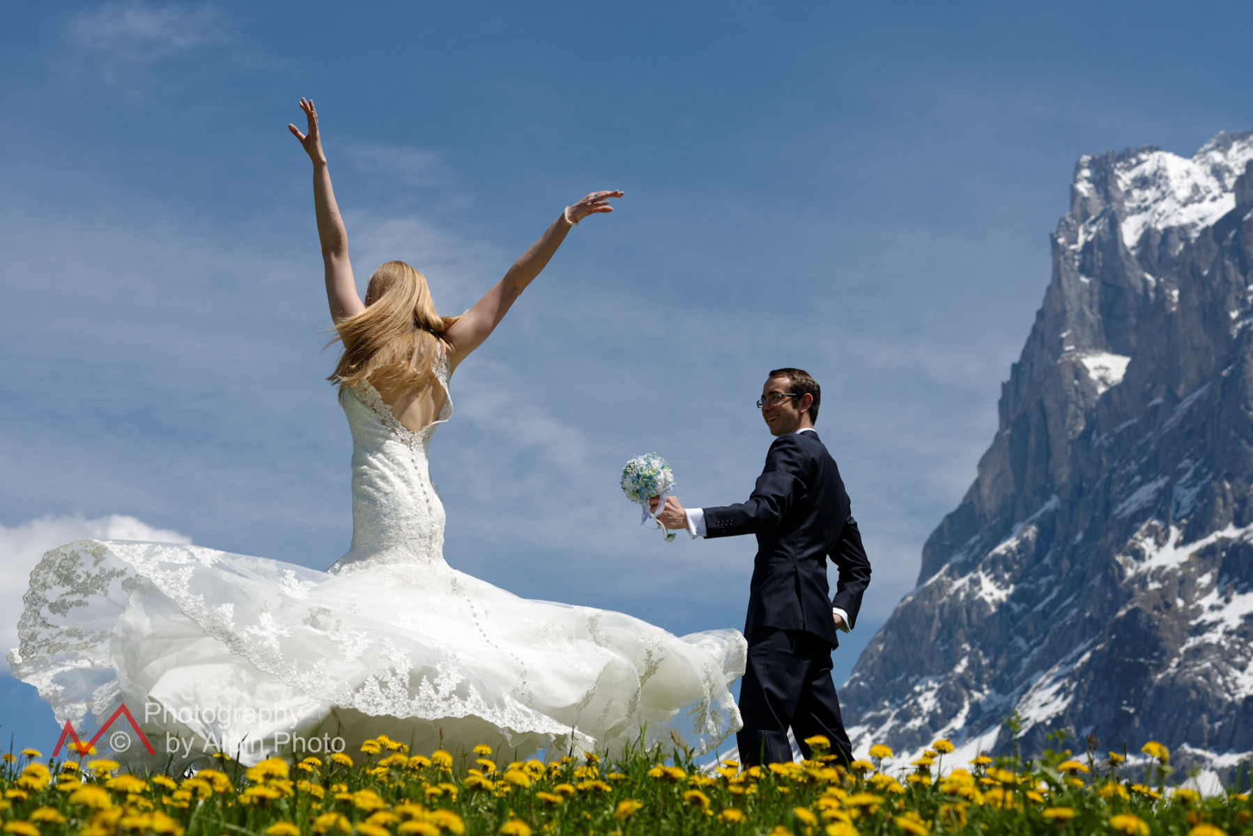 Interlaken Switzerland Pre Wedding photos
