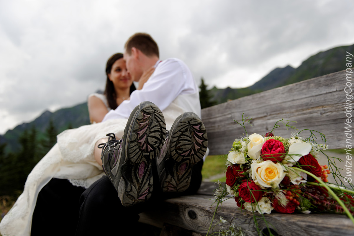 Muerren Weddings Switzerland