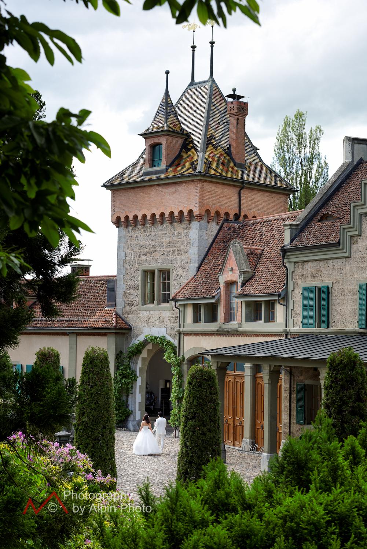Castle Elopement