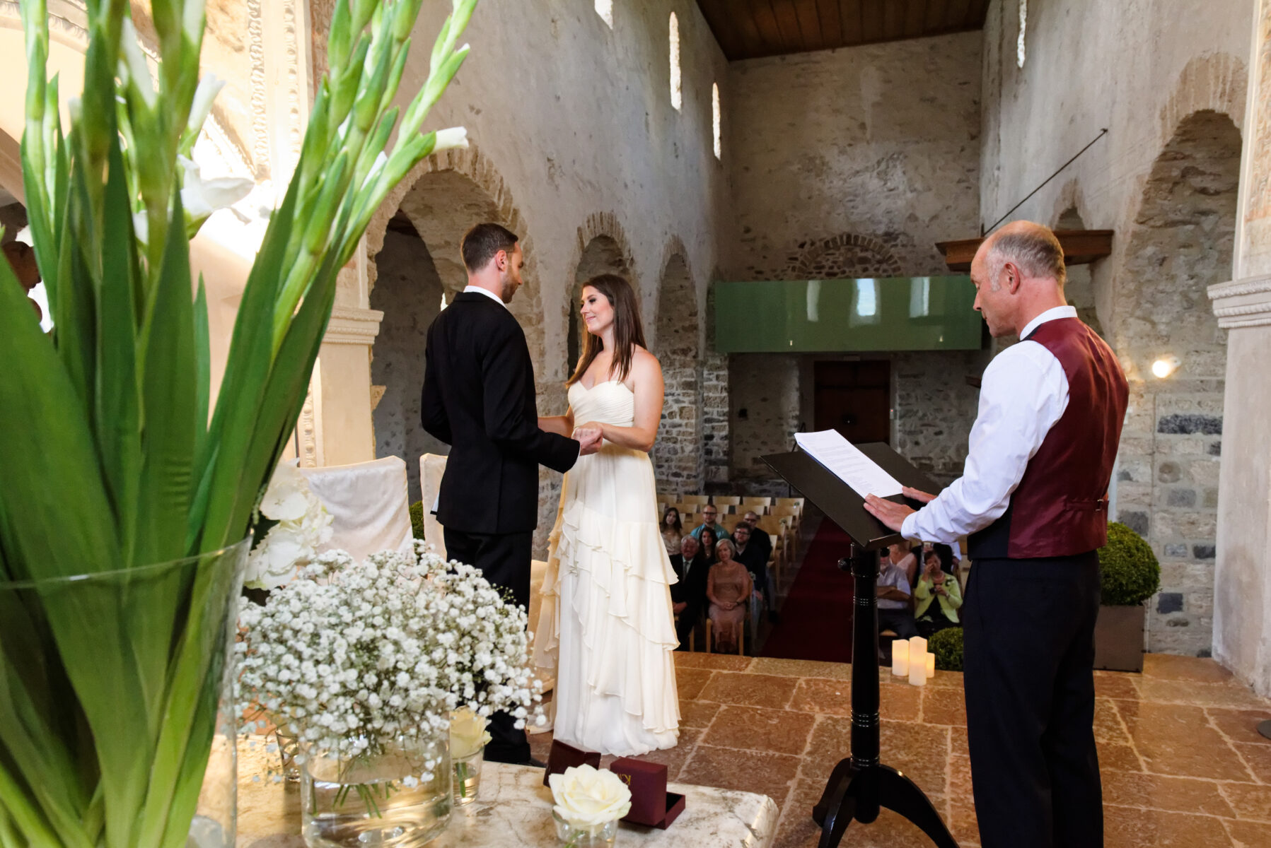 Castle Wedding Switzerland
