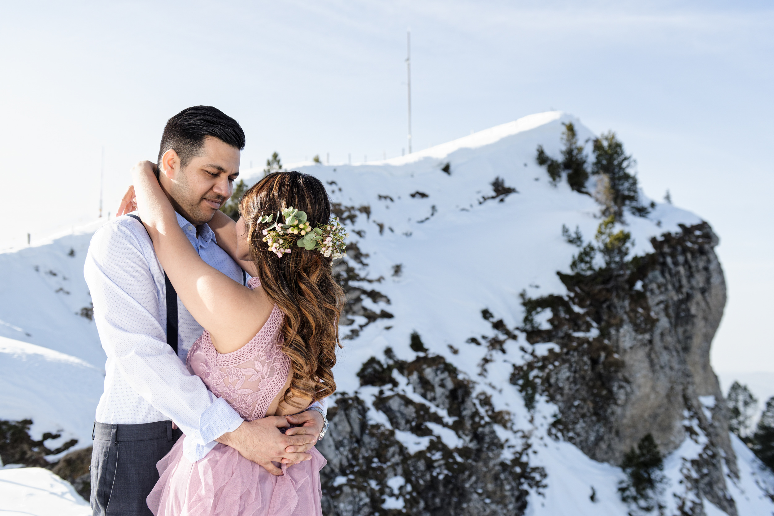 Engagement Photographer Interlaken