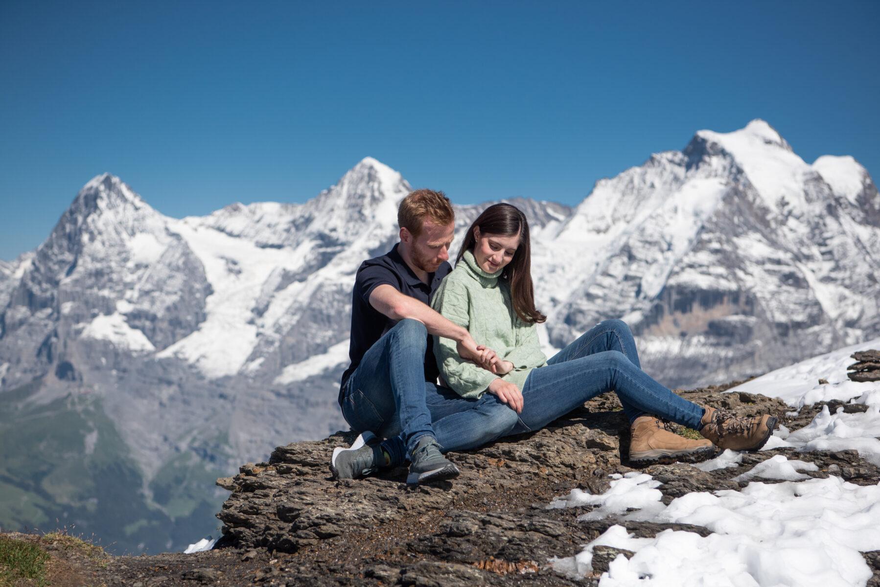 Suprise Wedding Proposal