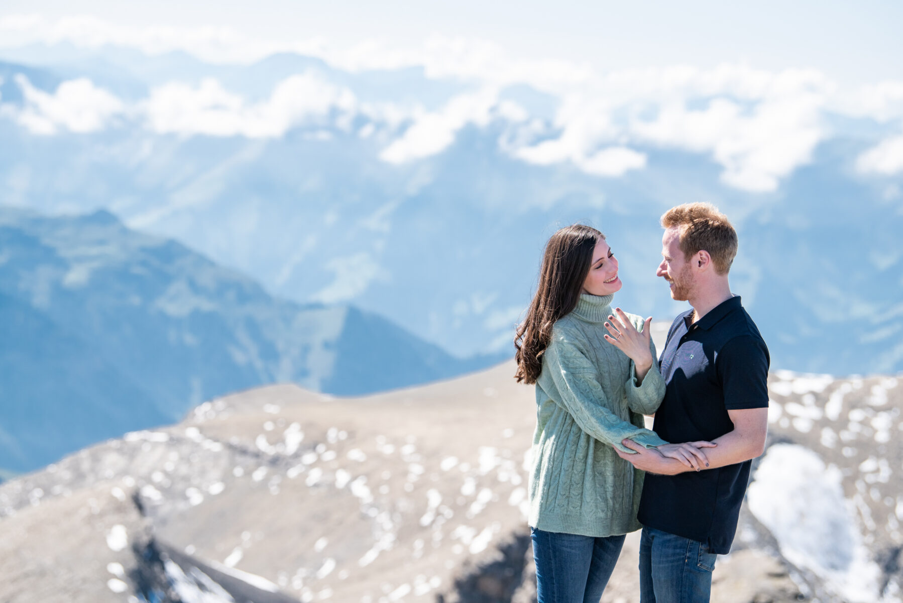 Wedding Proposal Grindelwald