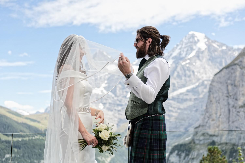 Hochzeitsfotografen Grindelwald