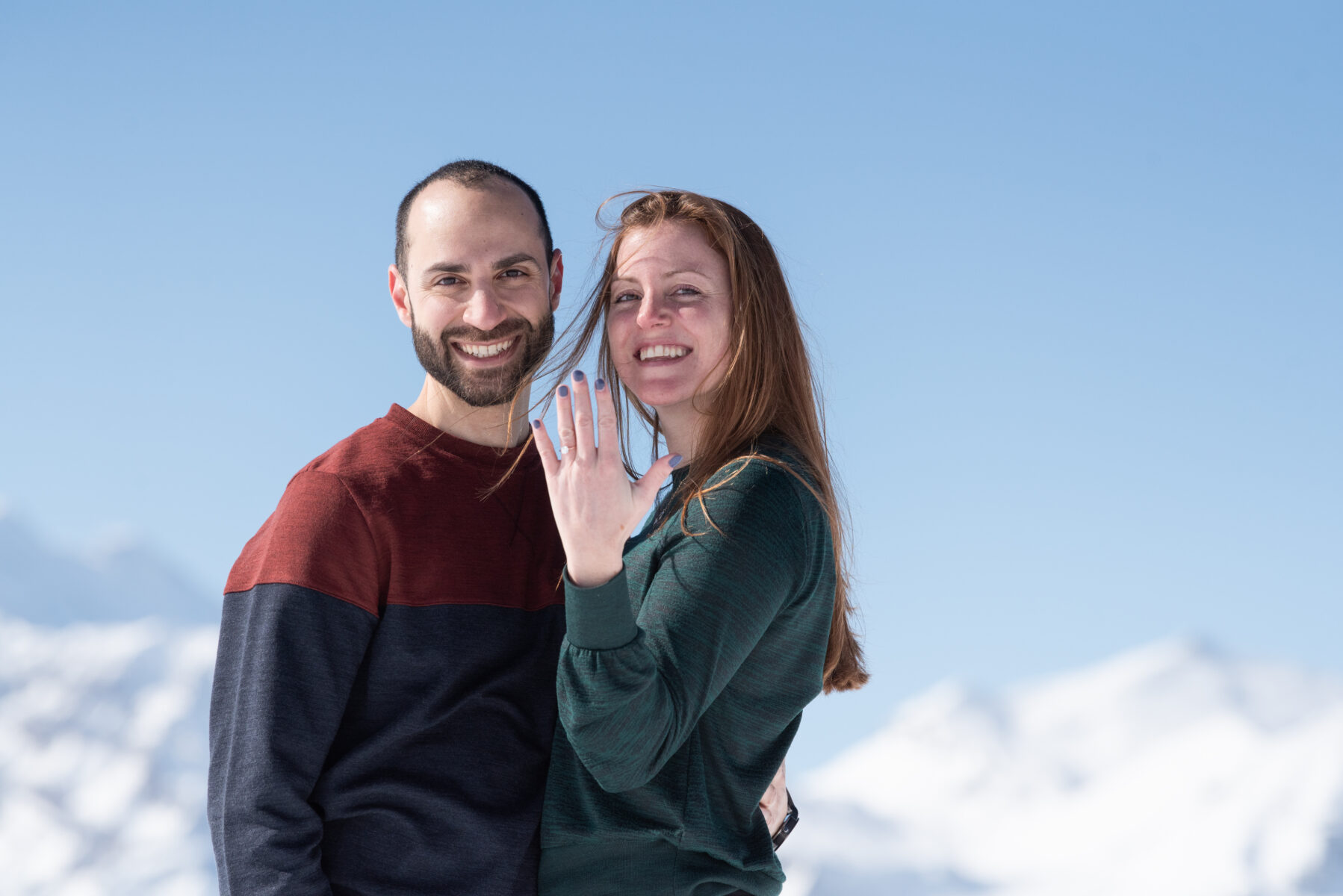 Marriage proposal Switzerland