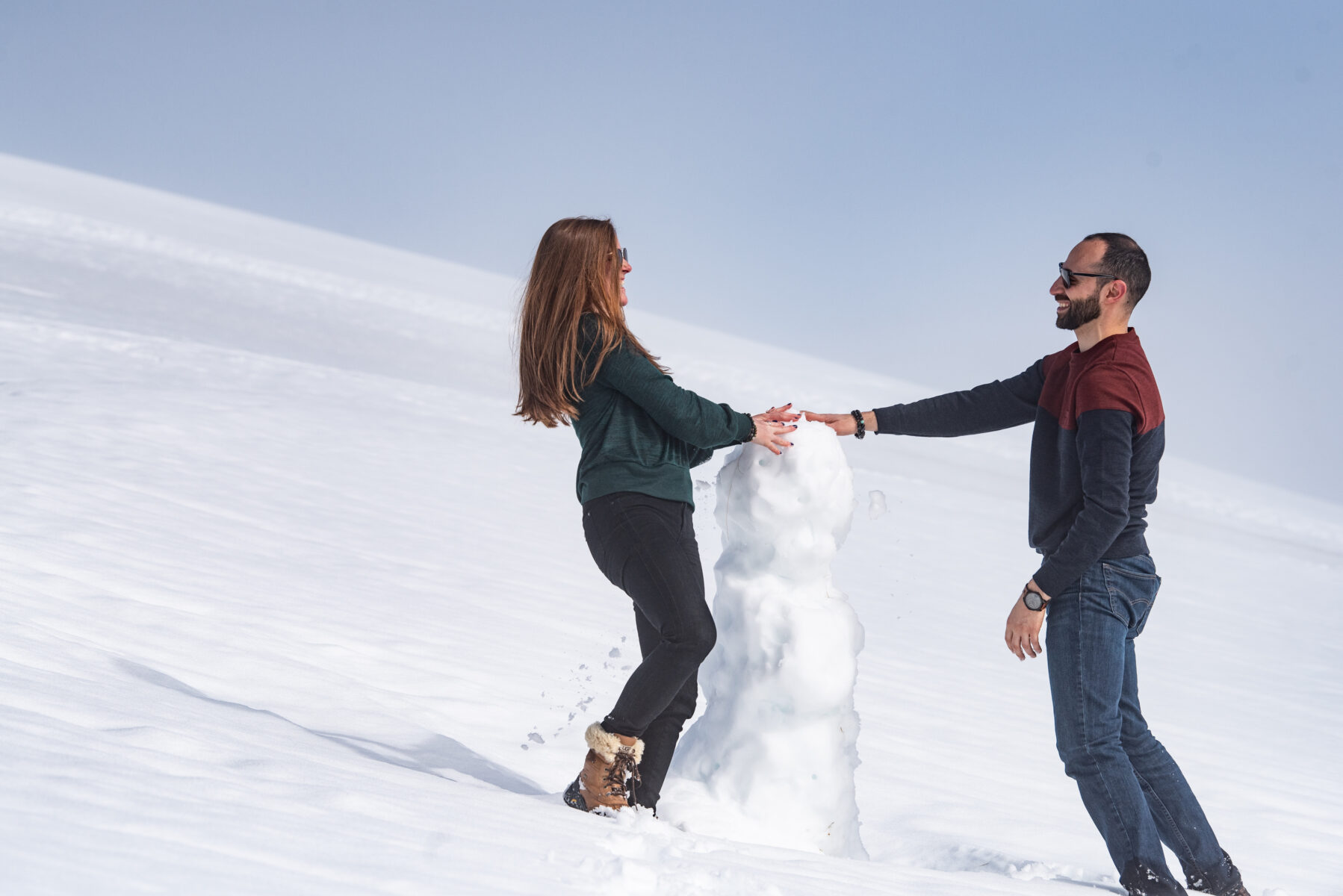 Surprise proposal Interlaken