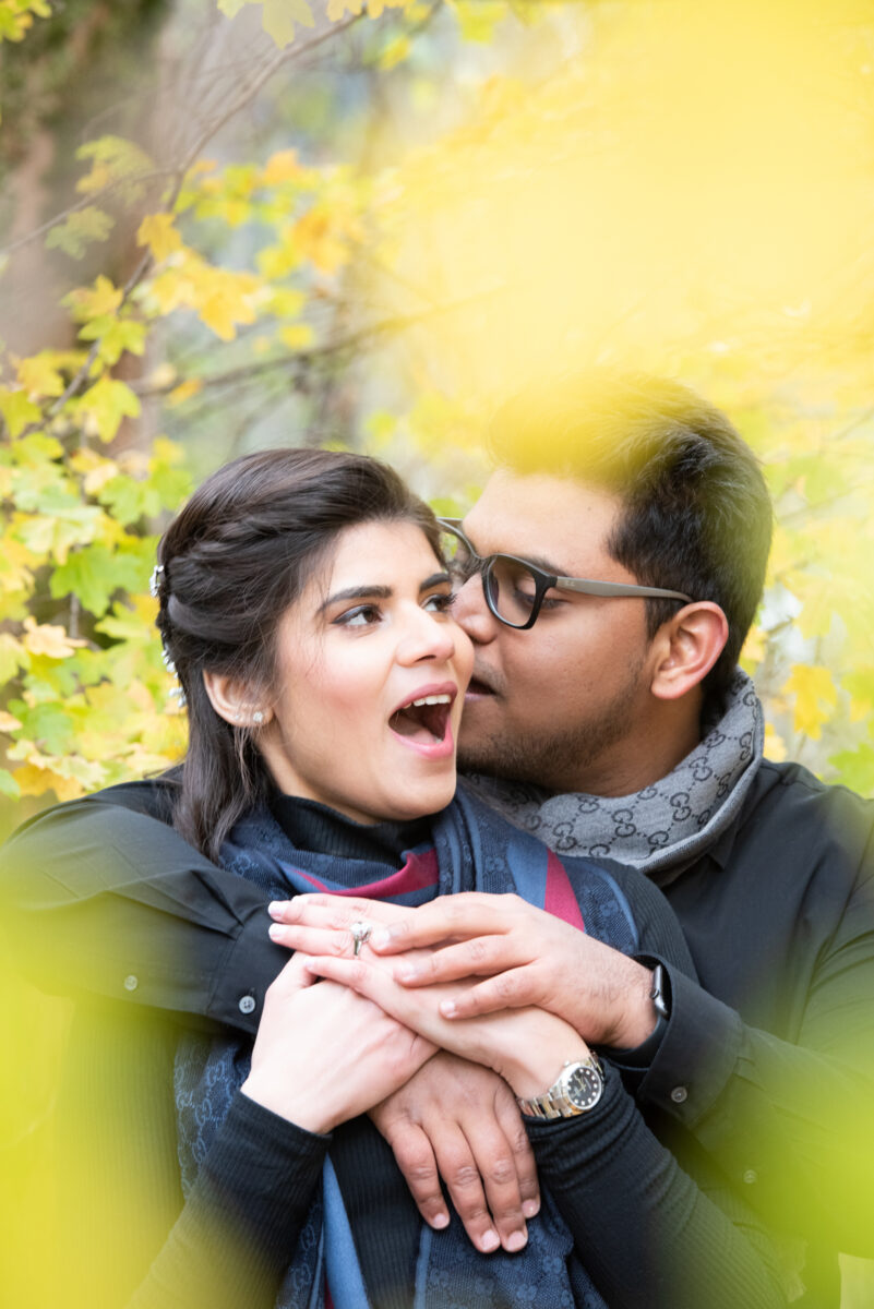 Photographer Interlaken Proposal
